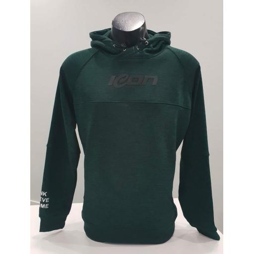 Icon Tech Hoodie - Four Colours Available